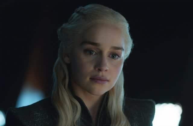 Emilia Clarke (Daenerys) révèle comment elle a frôlé la mort