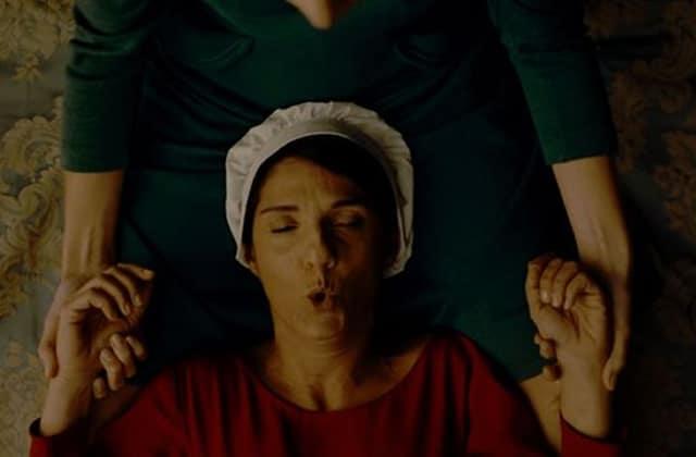 Florence Foresti parodie The Handmaid's Tale, c'est GÉNIAL