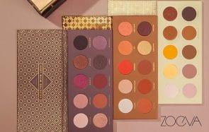 Melody, c'est la jolie collection de Zoeva pour le printemps!
