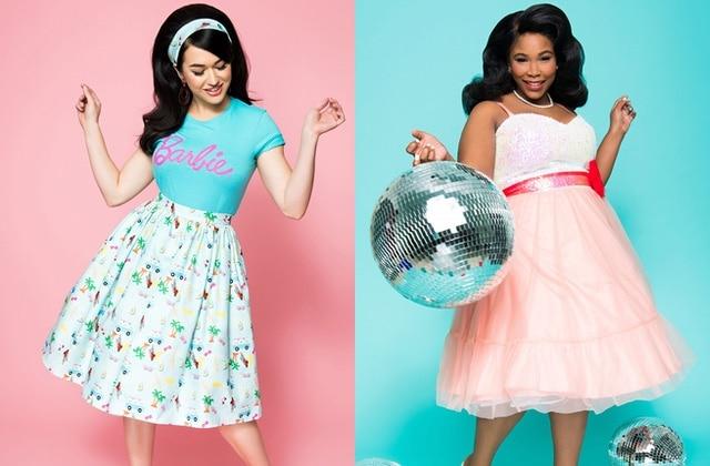 Les robes de Barbie grandeur nature n'attendent que toi!