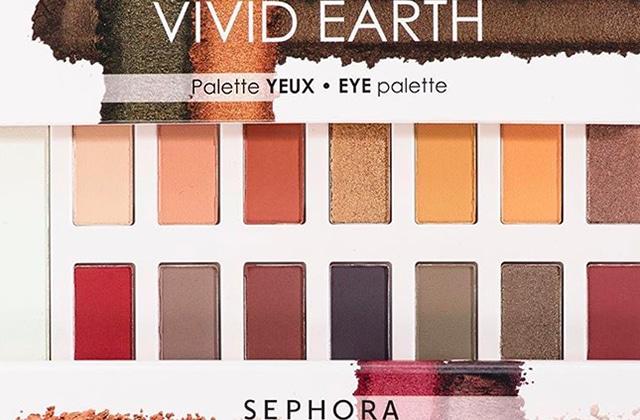 Sephora Collection Vivid Earth