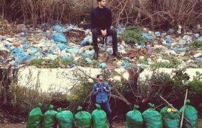TrashTag Challenge, le défi viral qui fait du bien à la planète