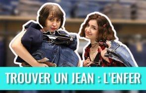 Suis-moi dans ma quête du jean parfait!