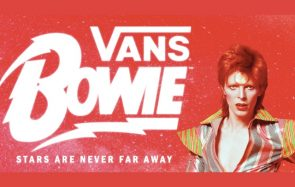 Vans sort une collection dédiée à David Bowie