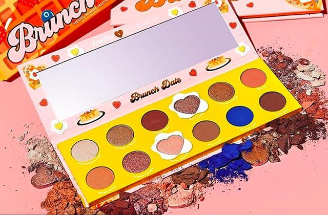 Zoella collaboration maquillage ColourPop