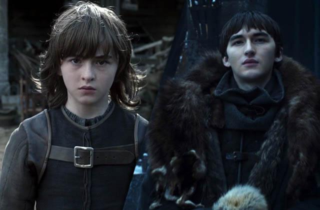 9 références au pilote de Game of Thrones dans le S08E01