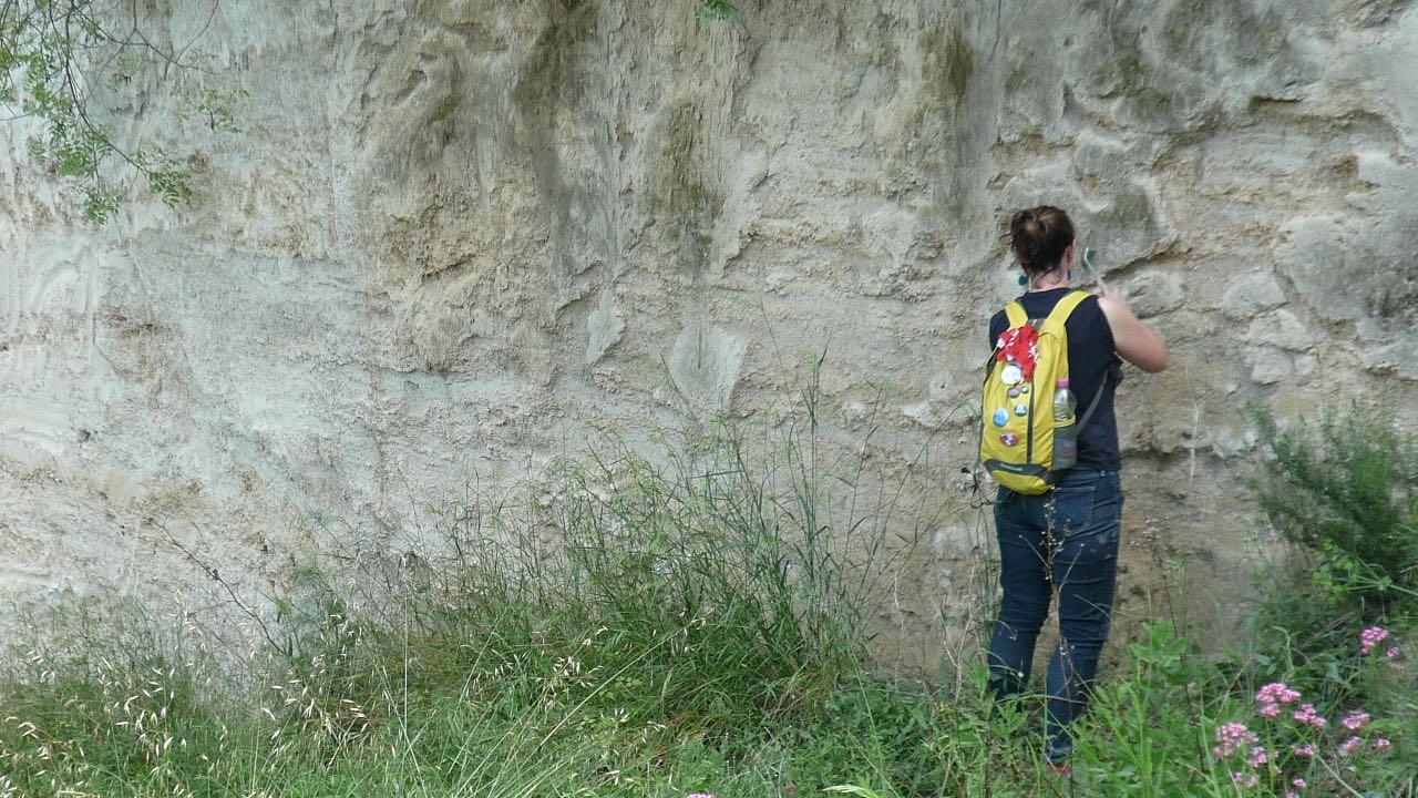 Vis mon job de géologue et chercheure au CNRS