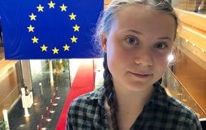 Sauvons Notre-Dame ET sauvons la planète, supplie Greta Thunberg