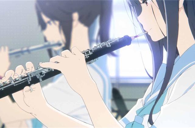 Liz et l'oiseau bleu, le film d'animation japonaise qui va t'enchanter