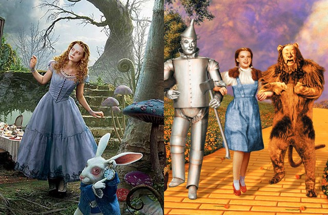 Netflix s'offre un crossover entre Alice au Pays des Merveilles et Le Magicien d'Oz
