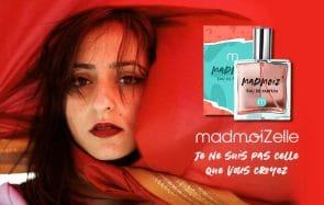 madmoiZelle sort son 1er parfum, avec une pub qui claque