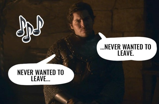 Les secrets de la chanson de Game of Thrones S08E02