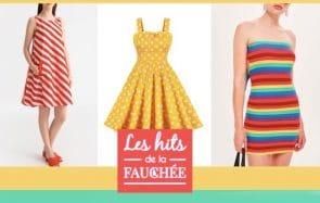 10 robes en promo pour bien commencer le printemps