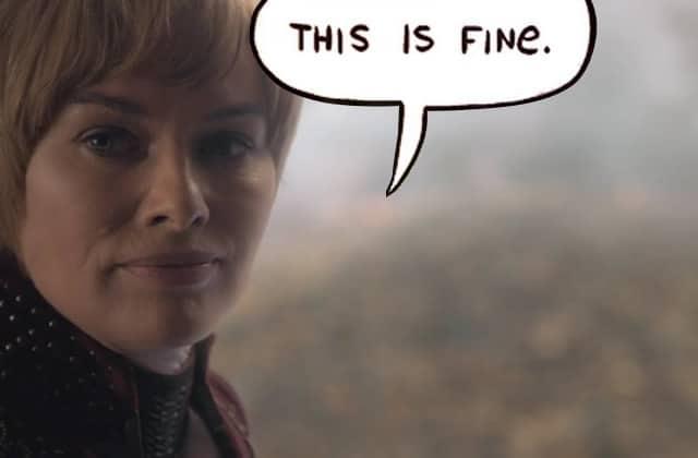 Game of Thrones S08E05—Le récap (rigolo)!