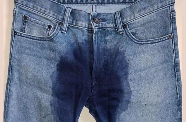 Le jean effet « j'ai fait pipi»… POURQUOI?