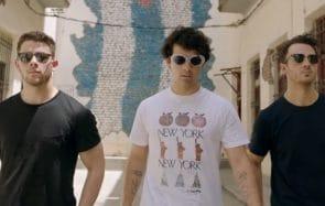 Un documentaire sur les Jonas Brothers, ça te dit?