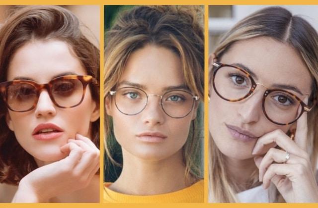 Quel type de lunettes est fait pour la forme de ton visage ?