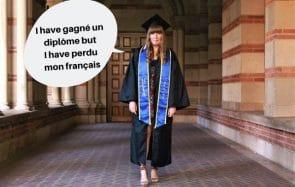 Partir vivre à l'étranger a ravagé mon français