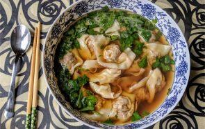 La recette facile des bons raviolis chinois