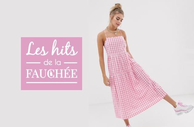 6 robes longues pour l'été, à partir de 10€ !