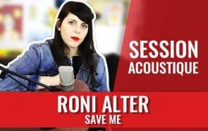 Roni Alter se sauve de ses démons grâce à la musique