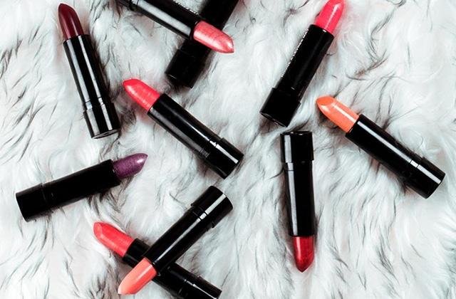 rouge à lèvres printemps été 2019