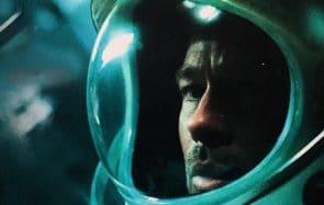 Ad Astra, la fiction spatiale avec Brad Pitt qui m'éblouit déjà