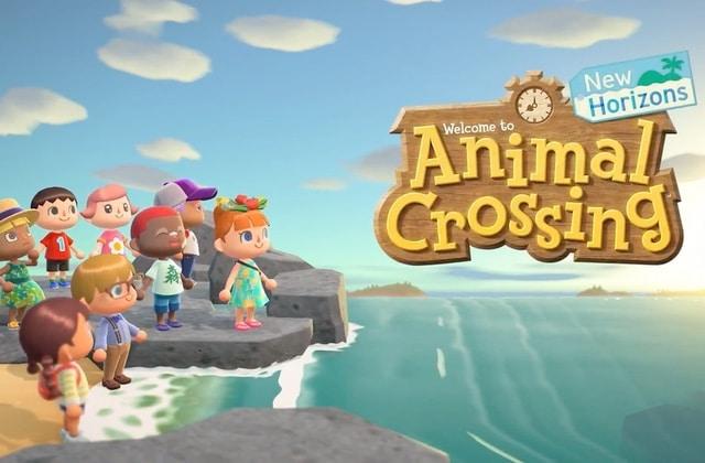 Animal Crossing: New Horizons se dévoile dans une nouvelle vidéo !