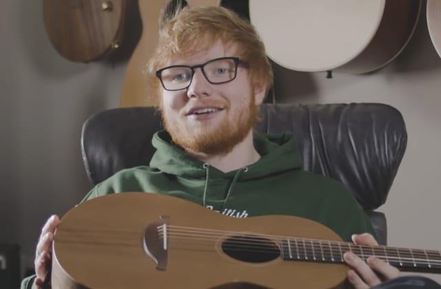 Ed Sheeran sort son album 100% featuring, No.6 Collaborations Project