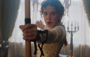 Enola Holmes, le film Netflix sur la sœur de Sherlock, se dévoile dans un trailer