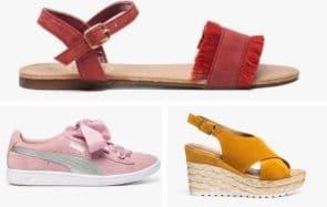 Bon plan :ta 2ème paire de chaussures à -50% chez GEMO!