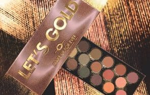 palette gold Make Up For Ever