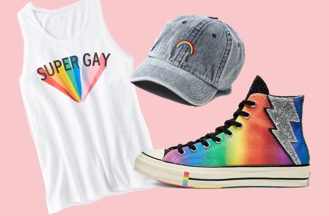 Les marques de mode qui soutiennent des assos LGBT