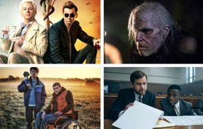 Les 4 meilleures séries du moment