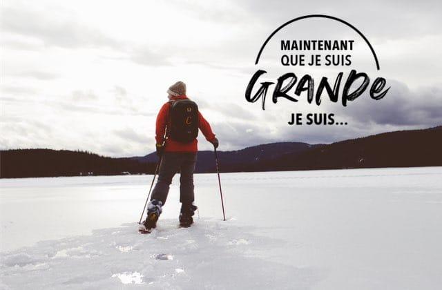 Pisteuse secouriste, je passe tous mes hivers à la montagne à aider les skieurs !