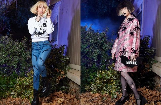 Moschino célèbre Halloween avant l'heure avec une terrible collection