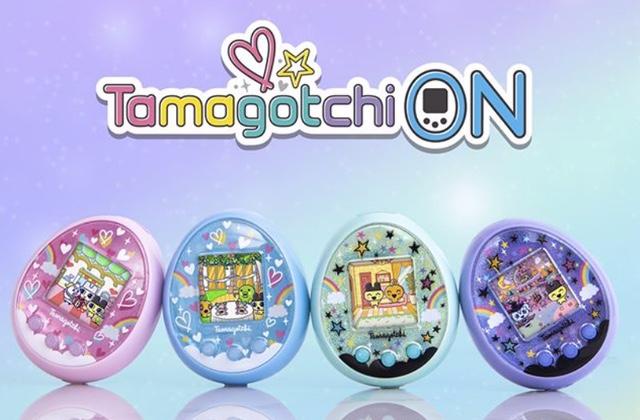 Les Tamagotchi reviennent, plus beaux et avec plus d'options que jamais
