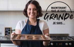 Régime sans gluten, vegan, sans sucre… J'ai créé ma pâtisserie pour toi !