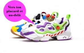 Je donnerais tout pour ces sneakers Reebok X Toy Story