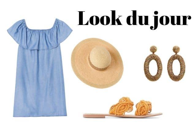 Look du jour : une tenue à petit prix en soldes!