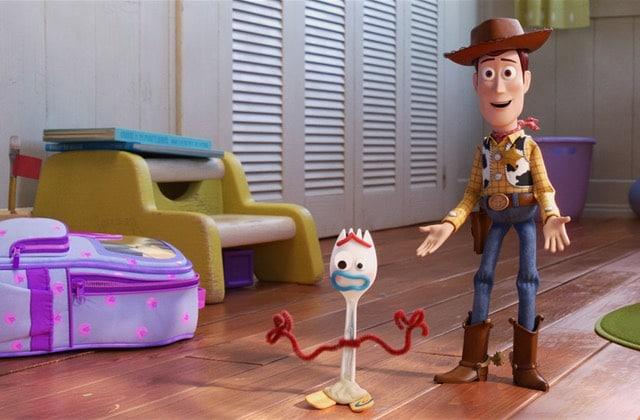 Toy Story 4 : Audrey Fleurot et Pierre Niney racontent leurs «toy stories»