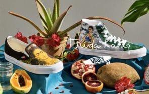 Vans rend hommage à Frida Kahlo dans une nouvelle collection