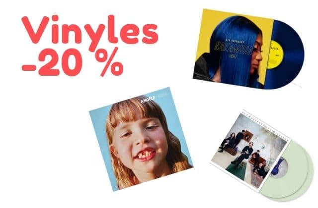 Bon plan:des vinyles à -20% pour la Fête de la Musique!