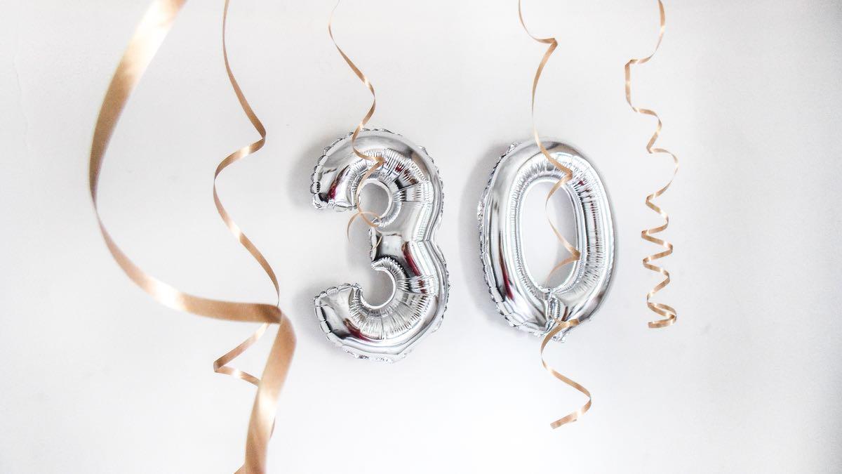 Pourquoi je pense qu'avoir 30 ans c'est mieux qu'avoir 20 ans