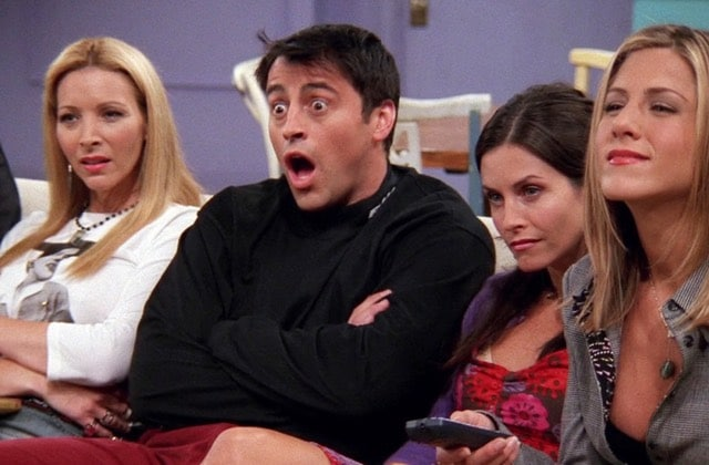 Friends quitte Netflix… mais pas en France !