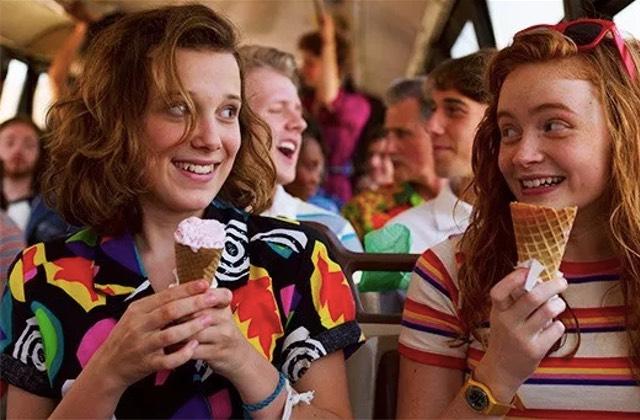 Get the Look : Eleven dans Stranger Things saison 3