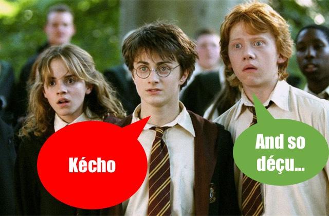 La série Harry Potter était… une rumeur