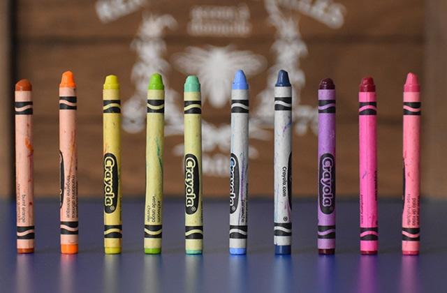 maquillage Crayola
