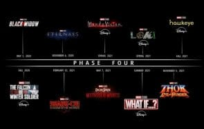 Marvel dévoile ses prochains films et séries, et j'ai hâte !