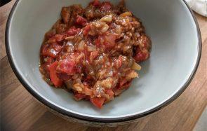 Recette du «curry» aux aubergines facile (végane)